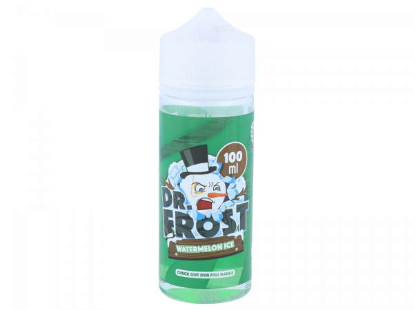 Dr. Frost - Polar Ice Vapes - Watermelon Ice 0mg/ml